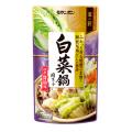 菜の匠 白菜鍋用スープ コク醤油味