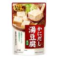 かにだし湯豆腐用つゆ