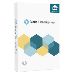 Claris FileMaker Pro 19 アカデミック(学生・教職員限定) HP8F2J/A