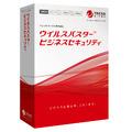 ウイルスバスター ビジネスセキュリティ 25ユーザー 新規1年 V10