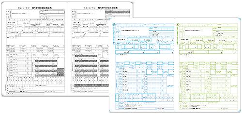 ソリマチ SR250 源泉徴収票・給与支払報告書セット(平成30年度版) 100セット【在庫限り特価】