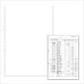 エプソン AZ09 元帳用A4白紙用紙(30穴 2000枚)