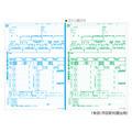 ヒサゴ OP1195M 所得税源泉徴収票 A4 2面 2枚組(100セット入り)