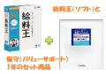 【セット】ソリマチ 給料王19 + バリューサポート1年(年間保守)