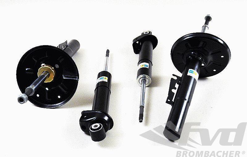 ポルシェ 996カレラ ビルシュタインショックアブソーバーセット Bilstein OEM Shock absorber set