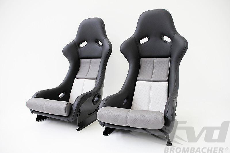 ポルシェ 964RS 993RS RSシートセット ブラック・グレー RS Seat Set Black・Gray