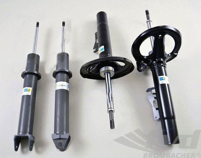 ポルシェ 997カレラ4 カレラ4S ビルシュタインショックアブソーバーセット Bilstein OEM Shock absorber set