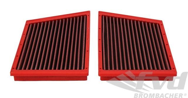 ポルシェ 992カレラ各モデル BMCスポーツエアーフィルター Sport Air Filter Set