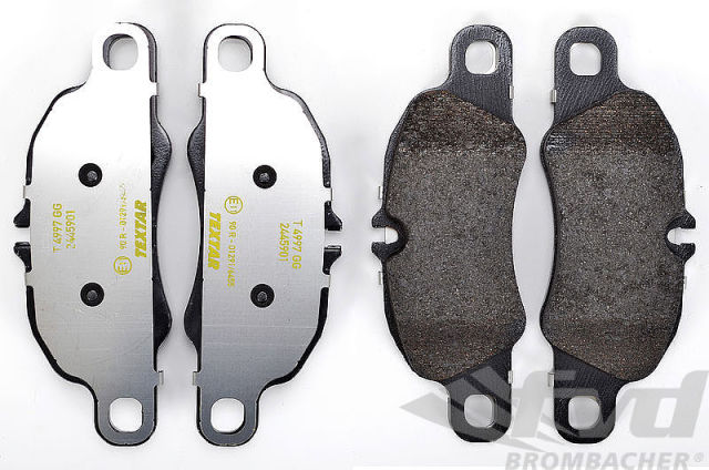 ポルシェ・981ボクスター/ケイマン 718ボクスター/ケイマン フロントブレーキサービスキット Brake service kit