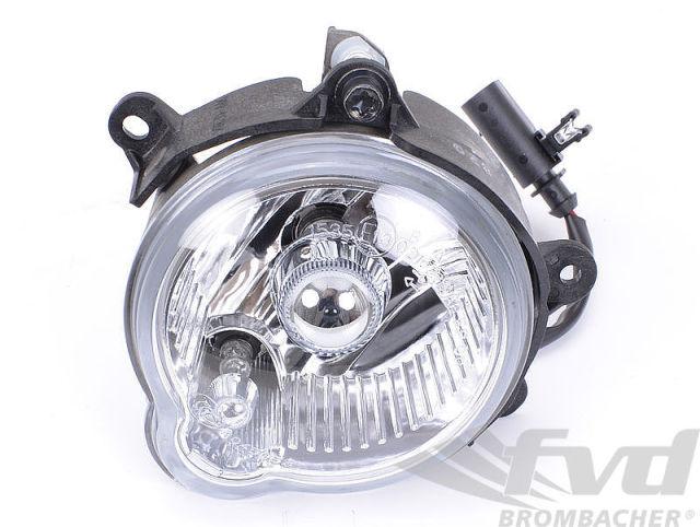 ポルシェ 987ケイマン 左側フォグランプ アディショナルランプ Additional headlamp LH