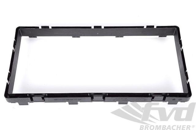 ポルシェ 991GT3・991ターボ・981GT4 ラジエーターフレーム Front Center Radiator Frame