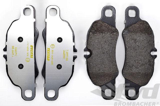 ポルシェ・981ボクスターS/GTS 981ケイマンS/GTS フロントブレーキサービスキット Brake service kit