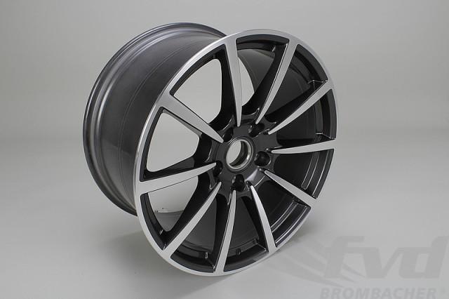 ポルシェ 991カレラ ホイール カレラクラッシックII 11×20 ET52 Carrera Classic II Wheel