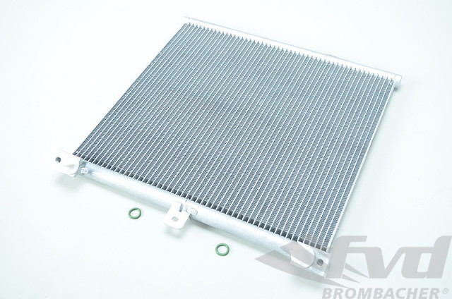 ポルシェ 991カレラ 981ボクスター 981ケイマン エアコンコンデンサー A/C Condenser