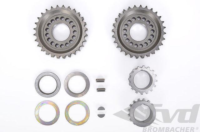 ポルシェ 993カレラ 993ターボ スプロケットキット Sprocket Wheels Kit