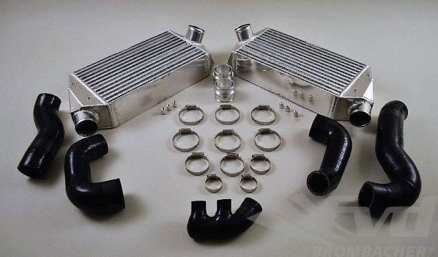 996ターボ・インタークーラーキットFVD Motorsport Intercooler Kit