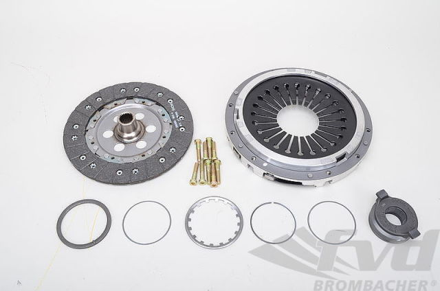 993/996/997・G50クラッチキットClutch Kit ZF SACHS Performance For Dual Mass