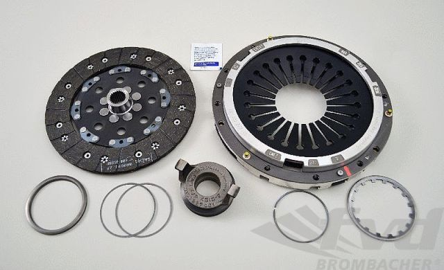 997GT3RS・クラッチキットFVD Sport Clutch Kit 890Nm