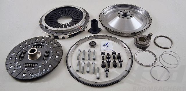 997.2GT3・スポーツクラッチキットSport Clutch Kit 890Nm incl. Lightweight Flywheel 997.2 GT3/RS