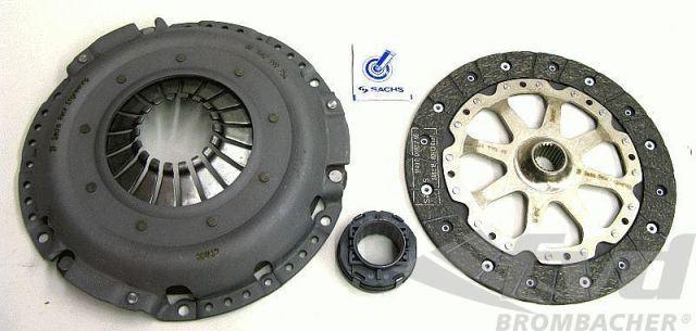 【996カレラ/986ボクスター・クラッチキット】FVD Sport Clutch Kit (600NM)
