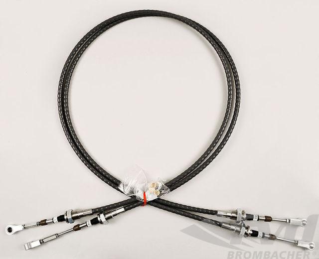 ポルシェ 991カレラ 991.2カレラ 981ボクスター 718ケイマン シフターケーブル High Performance Shifter Cables