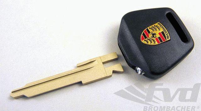 ポルシェ 911 ブランクキーセット Key Blank with Key Head