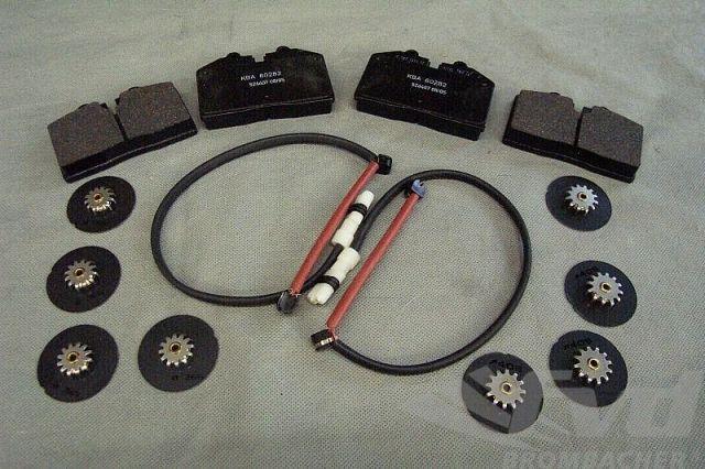 ポルシェ・964カレラ2 フロントブレーキサービスキット Brake service kit front