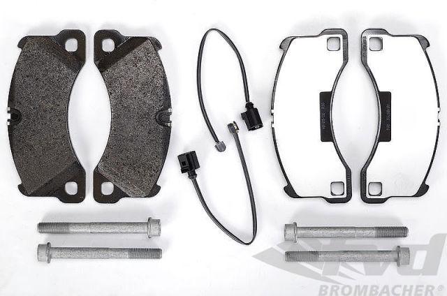 ポルシェ・970パナメーラGTS/ターボ/ターボS 958カイエン フロントブレーキサービスキット Brake service kit front