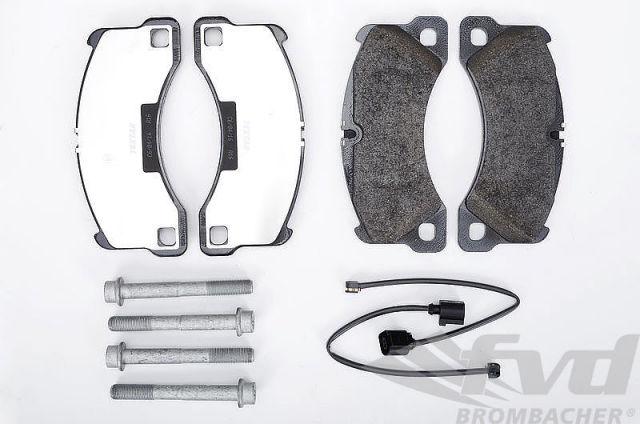 ポルシェ・パナメーラS/4S フロントブレーキサービスキット Brake service kit front