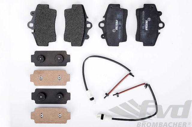 ポルシェ・987ボクスター/987ケイマン フロントブレーキサービスキット Brake service kit