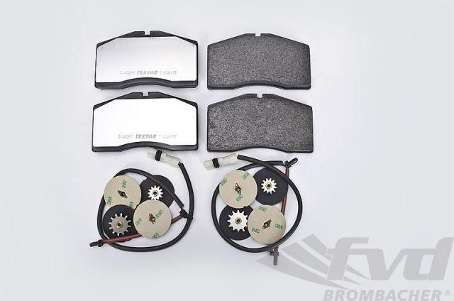 ポルシェ・993カレラ4S/ターボ フロントブレーキサービスキット Brake service kit front