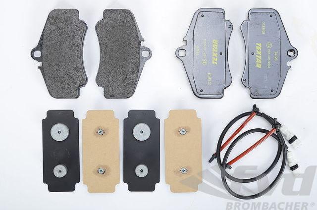 ポルシェ・996ターボ/カレラ4S フロントブレーキサービスキット Brake service kit front