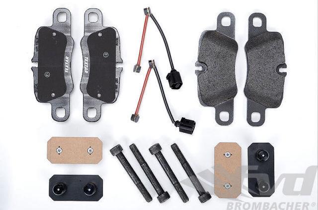 ポルシェ・970パナメーラGTS/ターボ/ターボS リアブレーキサービスキット Brake service kit front