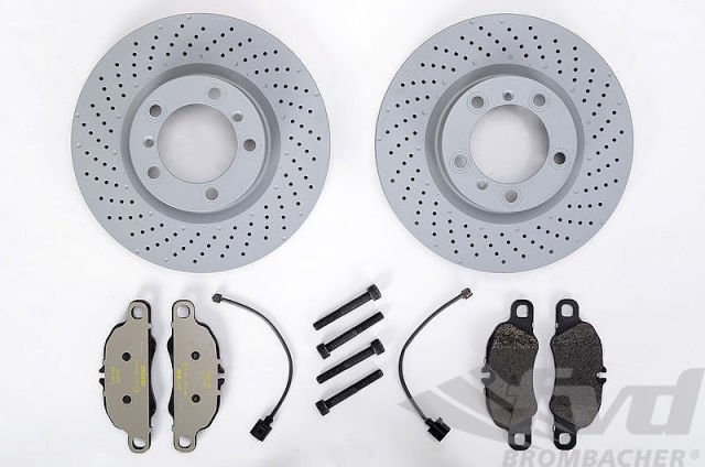 ポルシェ 991カレラ カレラ4 フロントブレーキサービスキット Brake service kit front