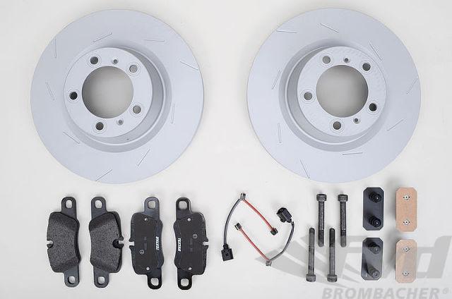 【ポルシェ 970パナメーラターボ/GTS・リアブレーキサービスキット】Brake Service Kit Rear