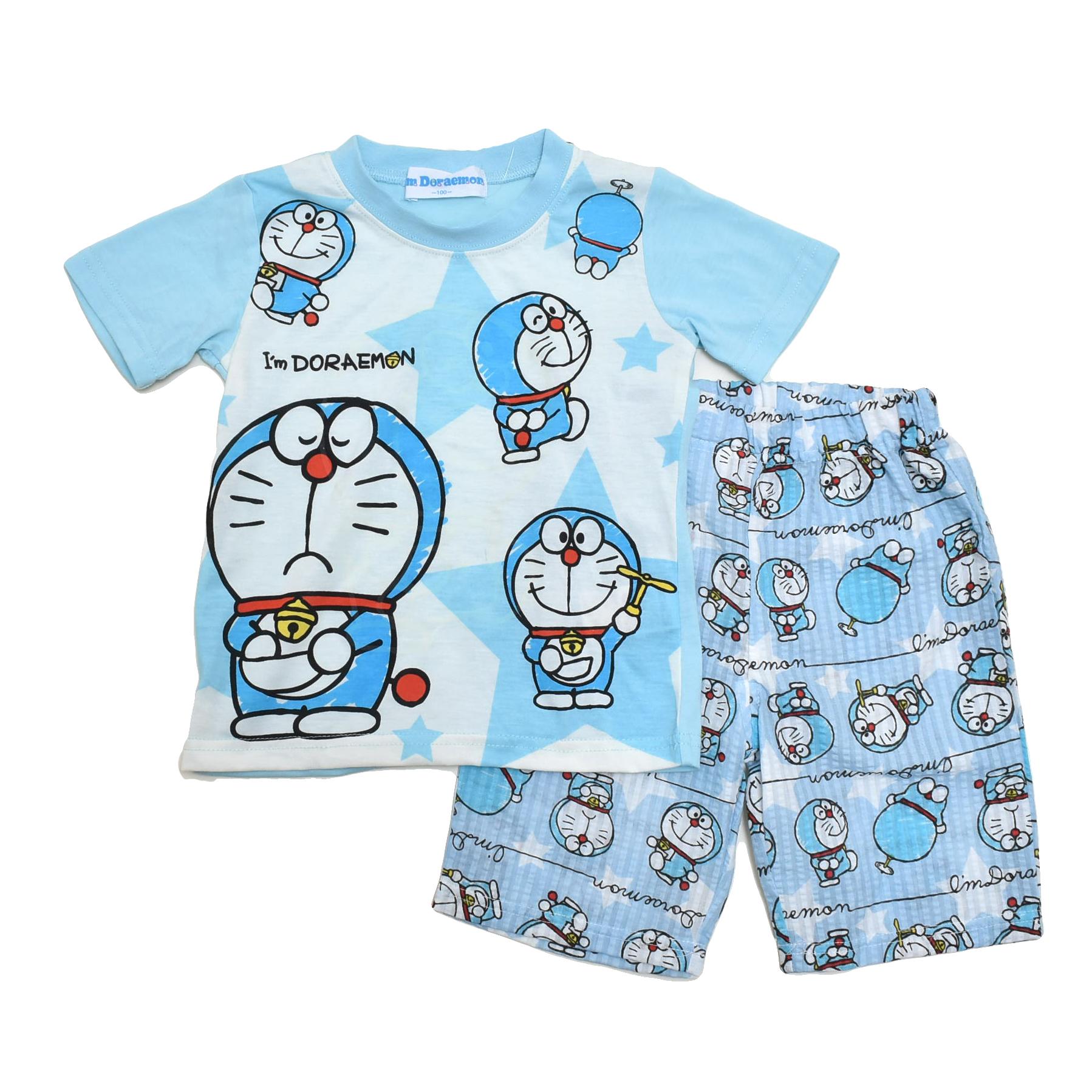 アイム ドラえもん 光る半袖パジャマ 100-130cm(132DR0041)