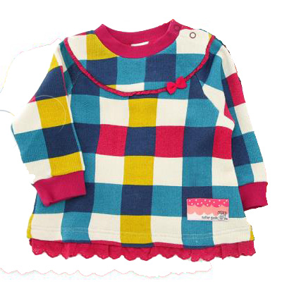 mother goose(マザーグース)長袖Tシャツ 80cm  (11055x11355-143)