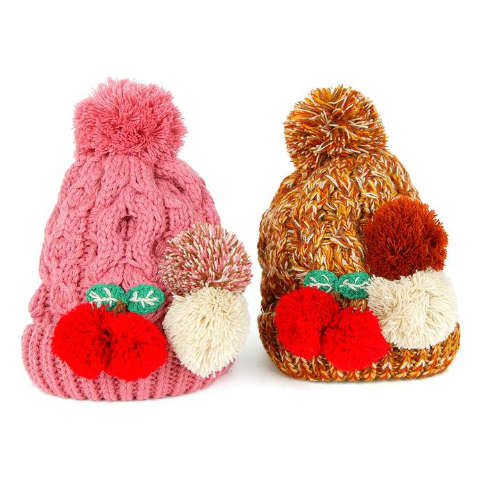 Biquette(ビケット) ニット帽、帽子(45070x45370-133)