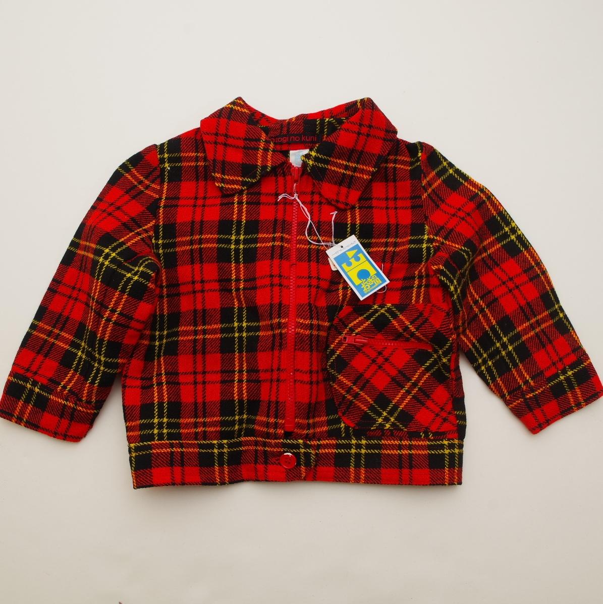 レトロ おとぎの国 衿つきジャケット 2才 (1802-9586)