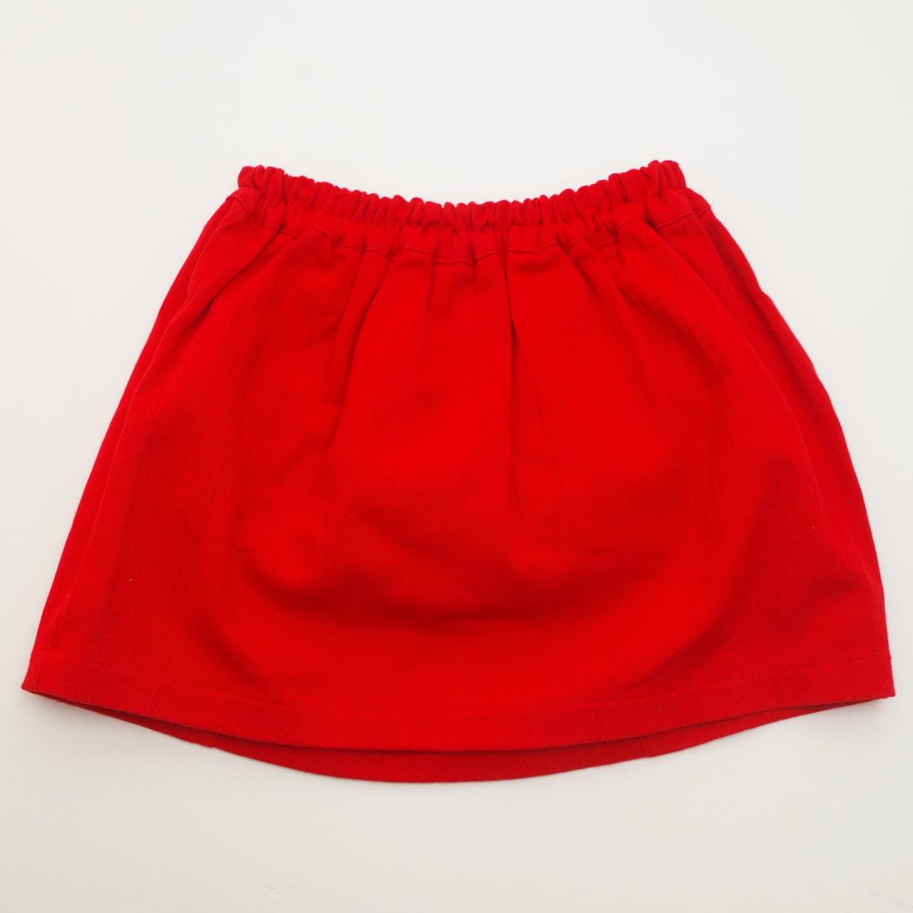 レトロ ヘンケルのスカート 100cm (1805-0820)