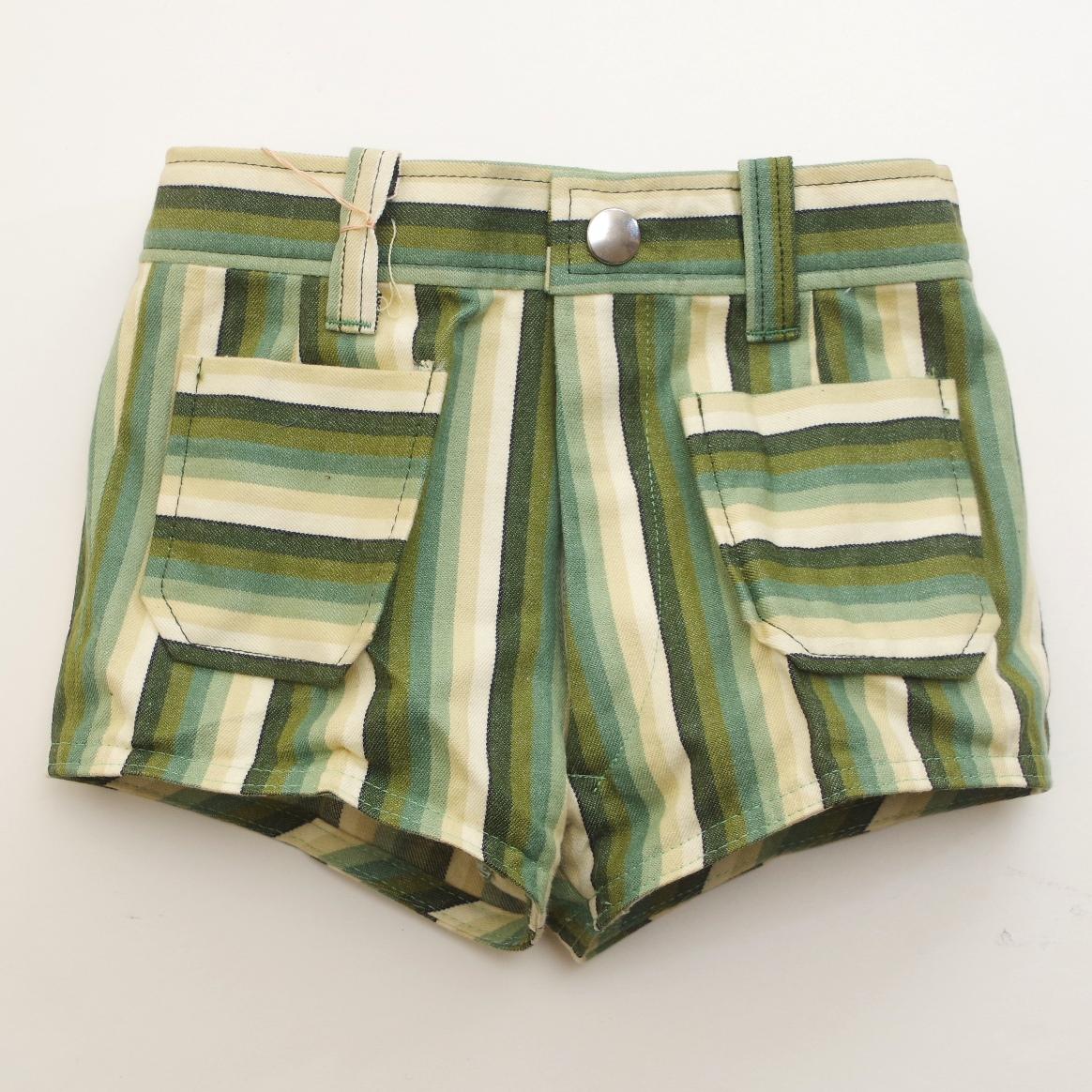 日本製 チャイルドの半ズボン ショートパンツ 3-4才 (1806-1034)