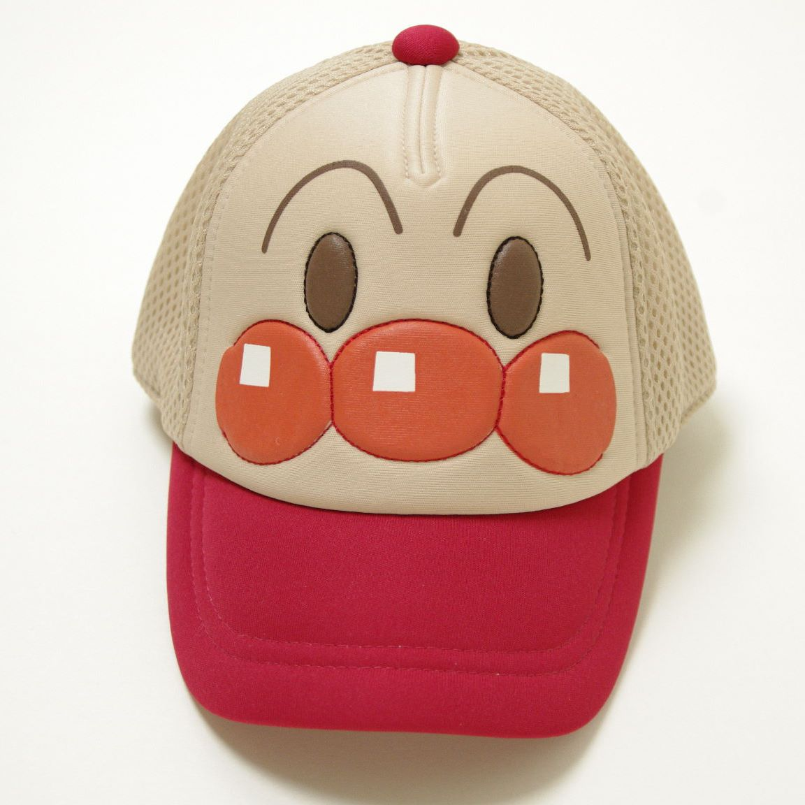 アンパンマン 帽子 なりきりメッシュキャップ 51cm(450010)