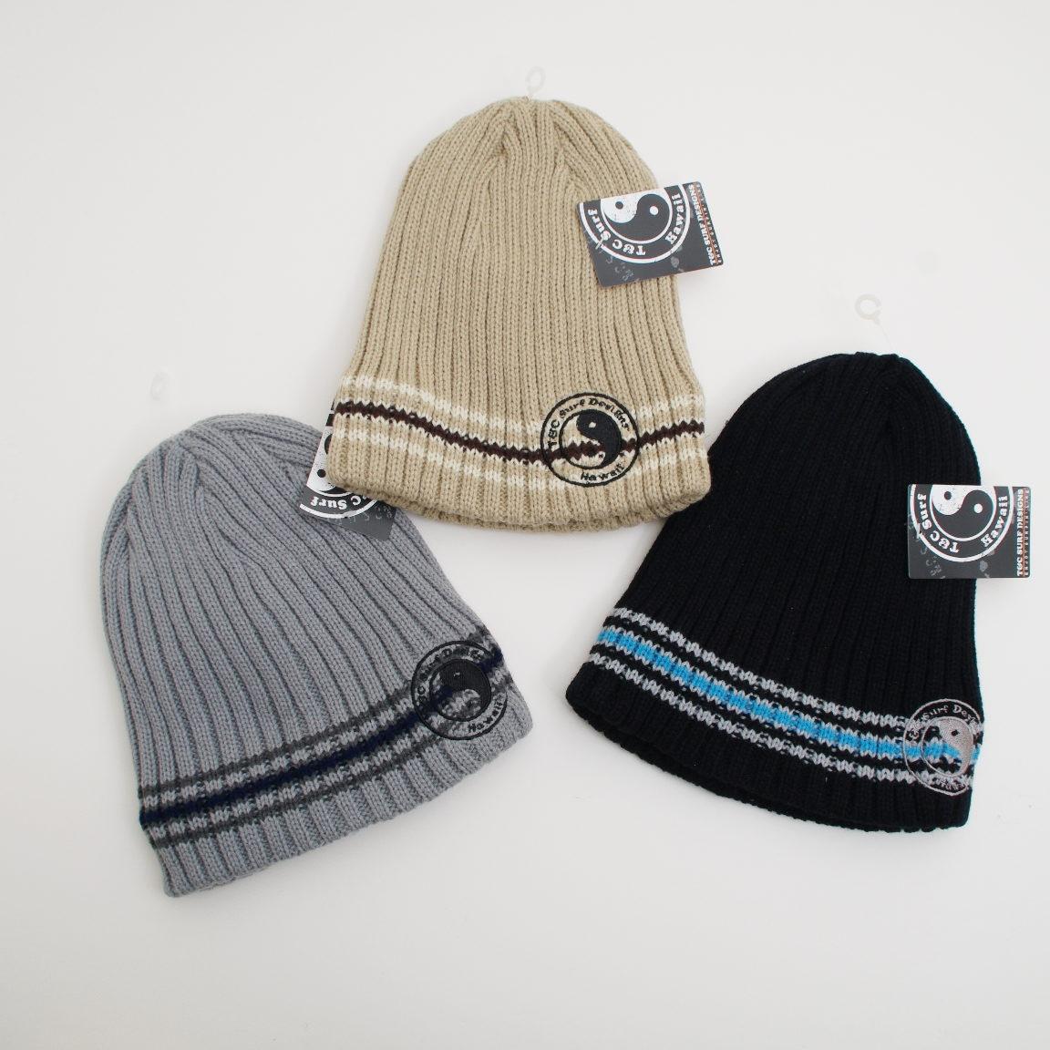 T&CSURF DESIGNS  メンズ ニット帽 紳士 帽子 TCW-01724-YK