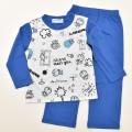 アイム ドラえもん 光る長袖Tシャツパジャマ 蓄光 100-130cm (031DR108)