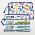 でんたま(新幹線) おむつ替えシート 2枚組  (845DT930009)