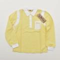 レトロ ヘンケル プチベルネ  衿つき ポロシャツ 長袖 8才用 (2003-1464)