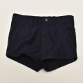 レトロ アーノルドパーマー 半ズボン ショートパンツ 110cm ネイビー (2003-1492)