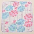 ガーゼハンカチ 日本製  表ガーゼ 裏パイル  綿100% 30cm×30cm 1枚 (111179)