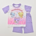 サンリオ ミュークルドリーミー  半袖Tシャツ生地のパジャマ  100-130cm(032MW0071)