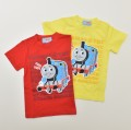きかんしゃトーマス 半袖Tシャツ 100cm-120cm (042TM0011)